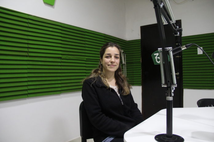 Virginia Giovanetti, candidata PJ